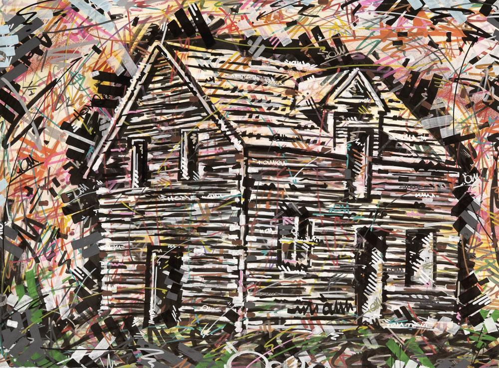 house , farmhouse ,ivan beslic