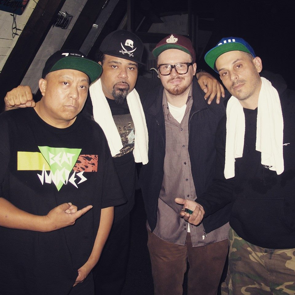 Dilated Peoples , Art , Beat Junkies , Los Angeles , Rakaa iriscience , Dj Babu , Evidence , Rap , Hip Hop , Ivan beslic