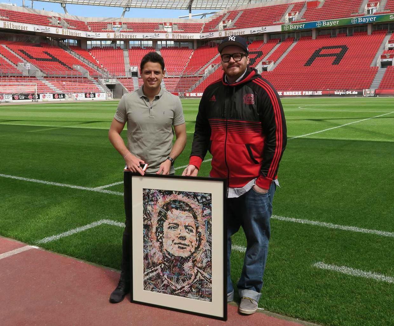 "Javier Hernandez "" Chicharito"" , mexico , futbol"