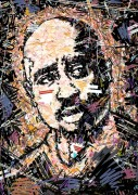 Tupac , Tupac Shakur , Westside , all eyez on me , deathrow , hip hop art , ivan beslic , artisbullshit , 2pac