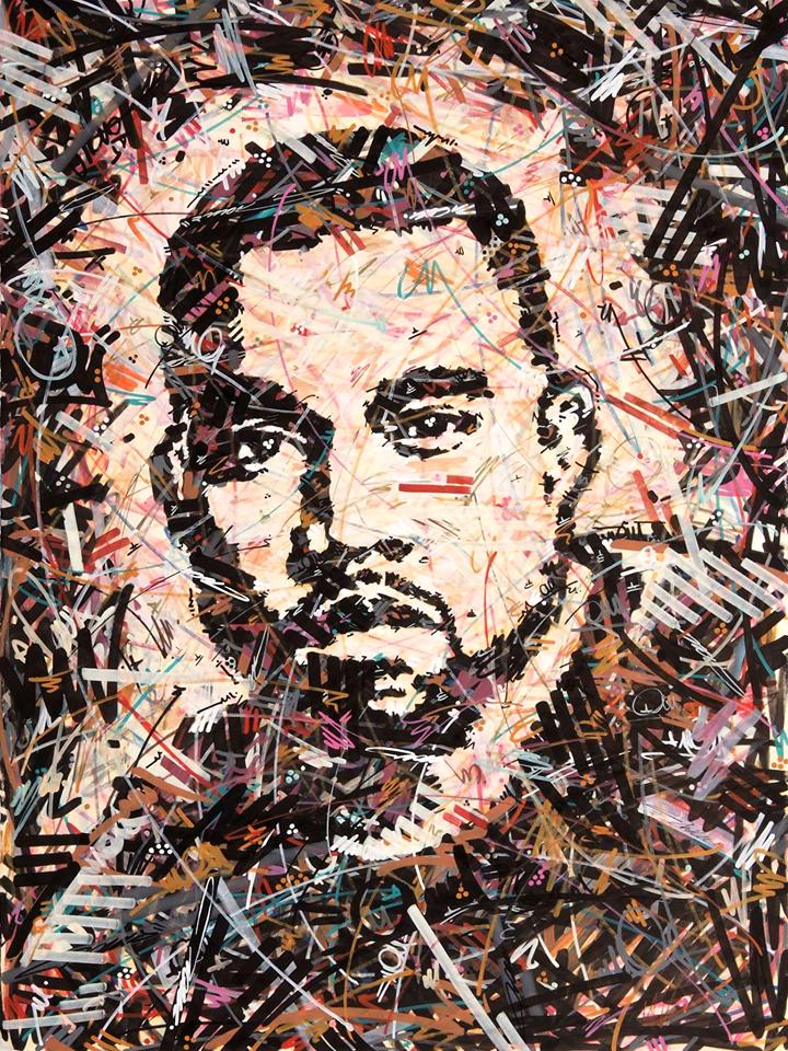 Kanye , Kanye west , Yeezy , yeezus , Ivan beslic , artisbullshit , hip Hop art ,