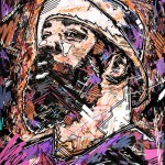 Sean Price , Duck Down , Sean P , Hip Hop legend , Art print, Ivan beslic