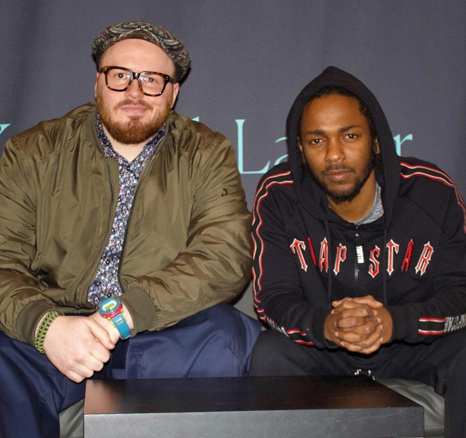 Kendrick Lamar , Ivan beslic , Damn