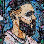 shindy , friends with money, Bietigheim-Bissingen , Michael Schindler , Ivan beslic , Artisbullshit , Ivan beslic art , Hip Hop art , kunst